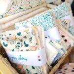 coton lavables, bilboquet, made in france, cotons lavables, les petites tricolores
