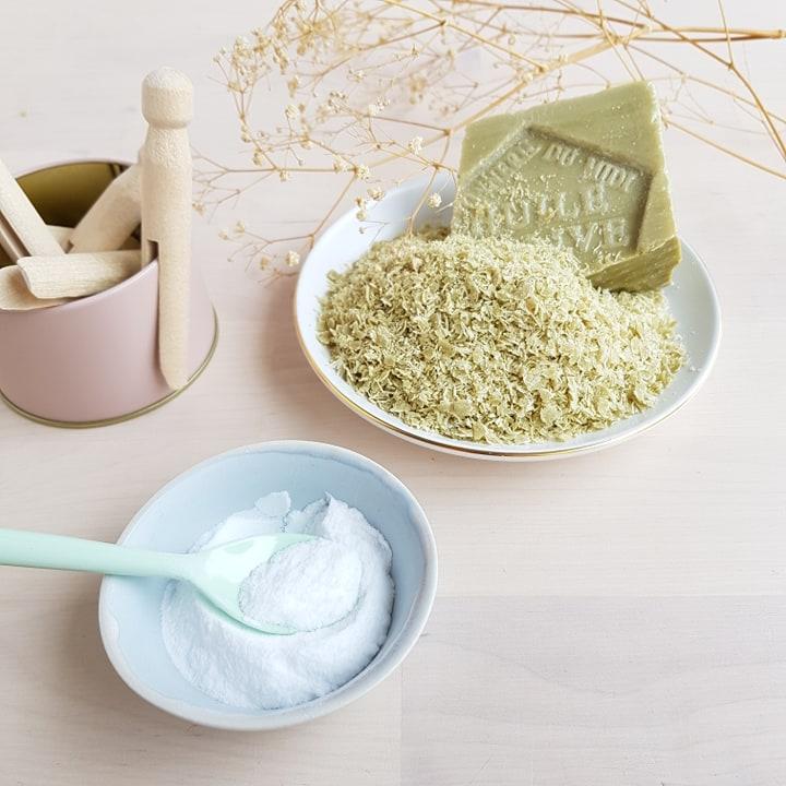 recette lessive ecologique liquide savon marseille maison