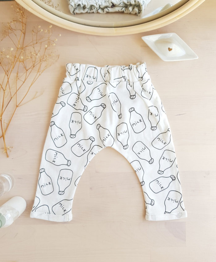 pantalon vetement bebe garon lyon bilboquet mode cadeau naissance legging jogging