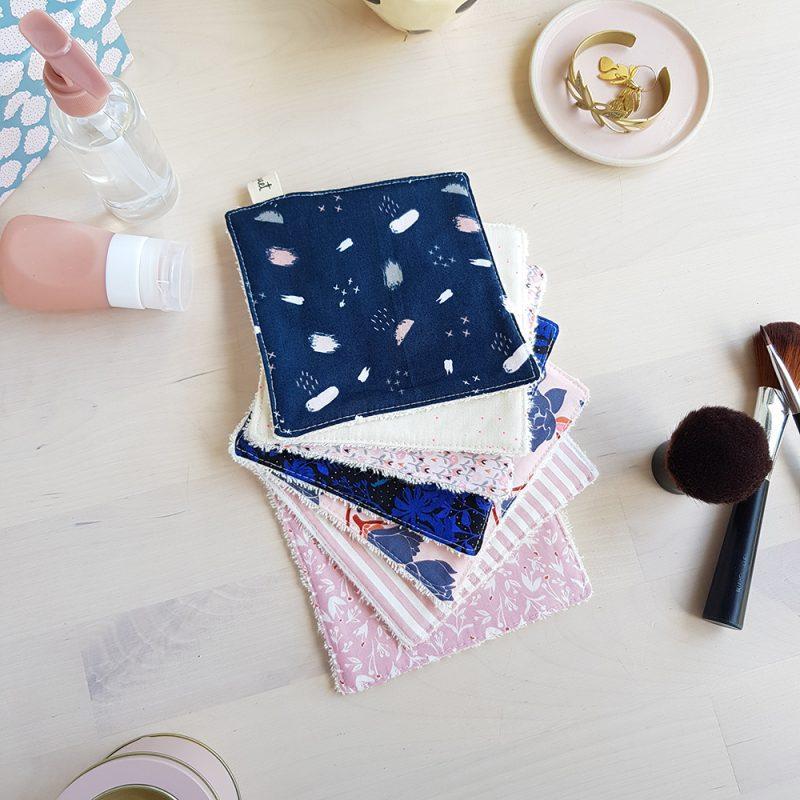 grand coton demaquillant lavable made in france créateur bilboquet
