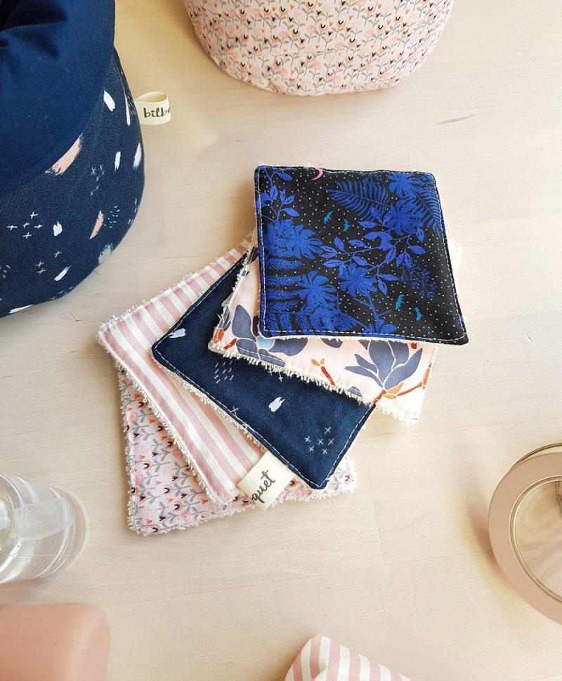 idee cadeau femme naissance maman lingette lavable reutilisable coton