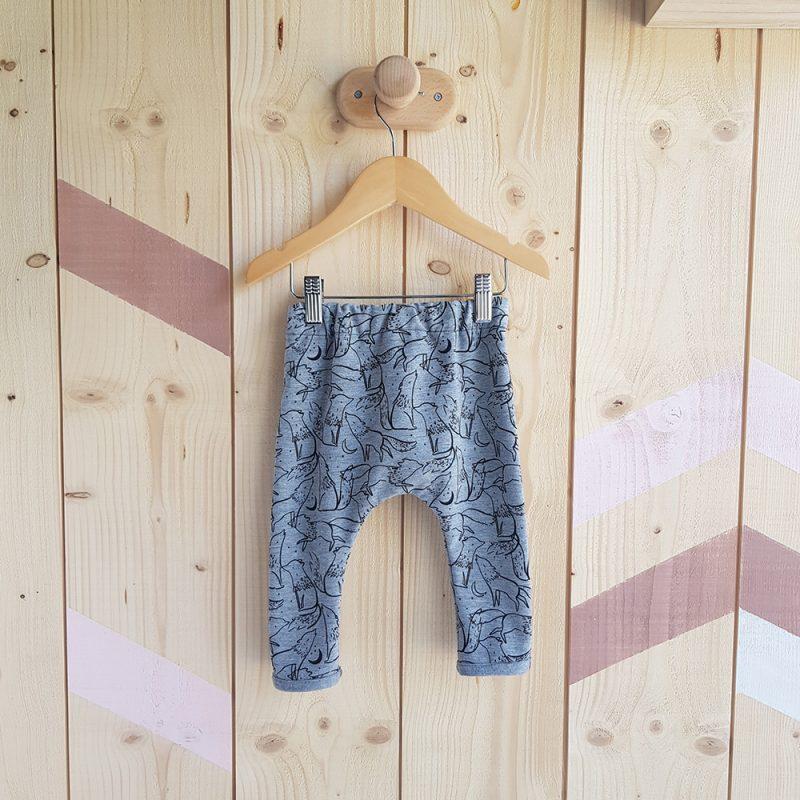 pantalon bebe fille garcon sarouel jersey leging oekotex createur lyon cadeau