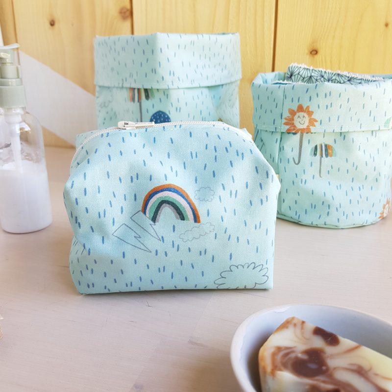 cadeau zero dechet lingette lavable savon lyon createur lyon