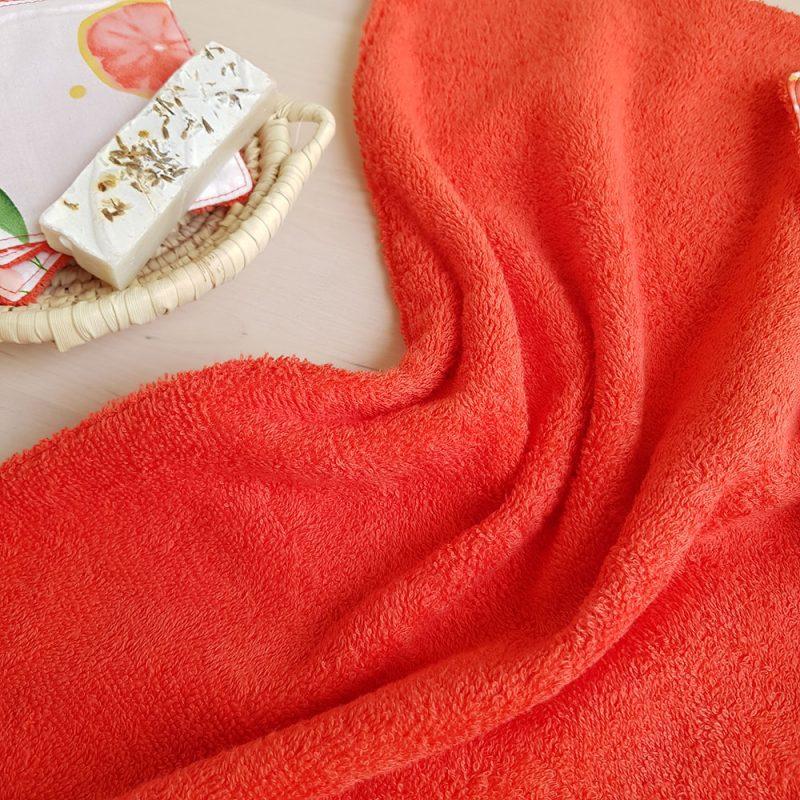 tapis a langer nomade promenade avec bebe accessoire naissance puericulture cadeau fille sirene oekotex made france lyon createur bilboquet orange corail