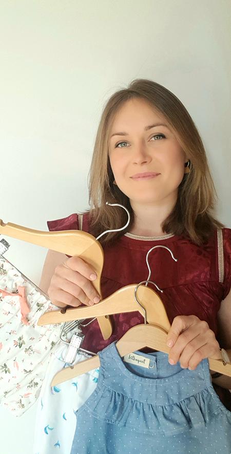 creatrice vetement enfant bebe naissance cadeau liste oekotex made france fabrication francaise atelier couture styliste galinier aude bilboquet