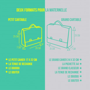 cartable enfant ecole rentre made in france fabrication francaise maternelle creche